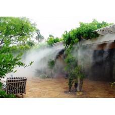Система за охлаждане с водна мъгла 10м с 6бр. месингови дюзи