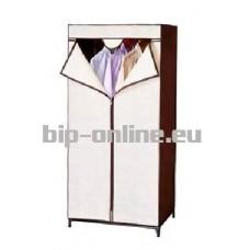 Текстилен гардероб 70х45х150см