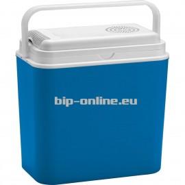Ел. хладилна кутия 24л захранване 12V + 230V охлаждане/затопляне