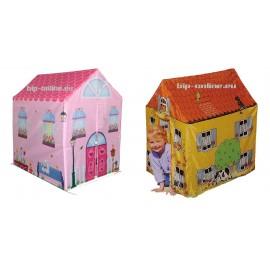 Детска къщичка 95х72х102см в два цвята