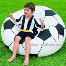 Надуваемо кресло футболна топка