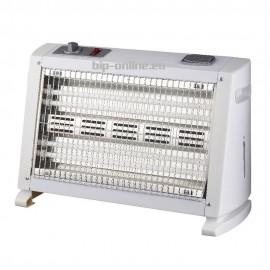 Кварцова печка с овлажняване на въздуха и вентилатор