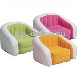 Надуваем кадифен фотьойл