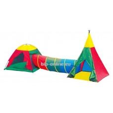 3в1 Палатка, тунел и иглу