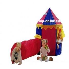 Цирк с тунел 260х105х125см