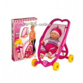 Количка за кукла-бебе