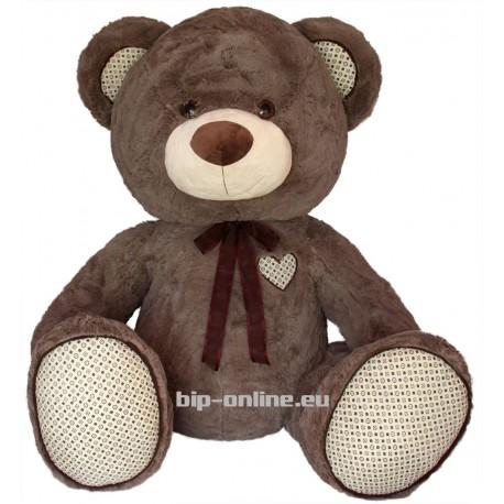 ОГРОМЕН мечок с панделка 150см в два цвята