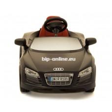 Автомобил с педали AUDI R8 черен мат