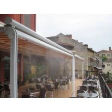 Система за охлаждане с водна мъгла 12,5м
