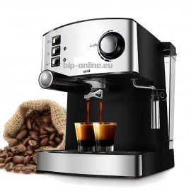 Еспресо машина 850 W, 15 бара налягане, помпа ULKA