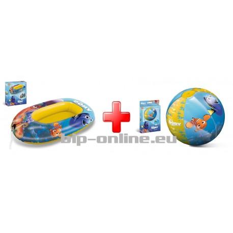 Комплект лодка + топка Finding DORY Disney PIXAR