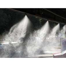 Охлаждане с водна мъгла
